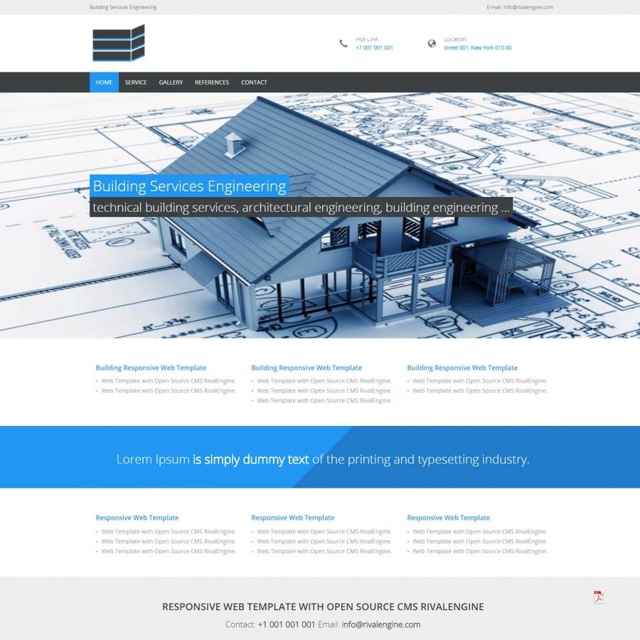 Building Services Web